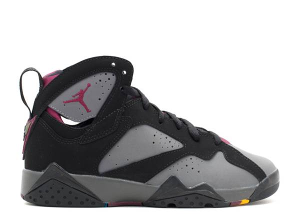 air jordan 7 retro bg gs blackbrdxlt grphtmdnght fg