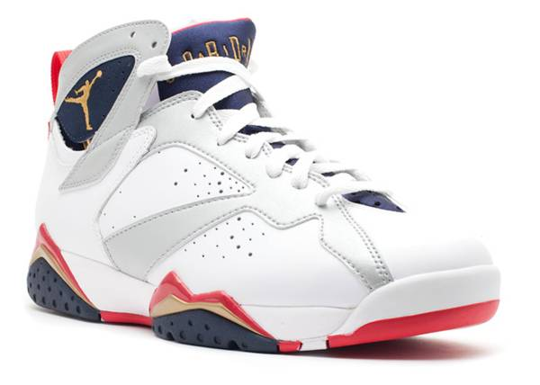 Air Jordan 7 Retro quotolympic 2012 Releasequot Air Jordan