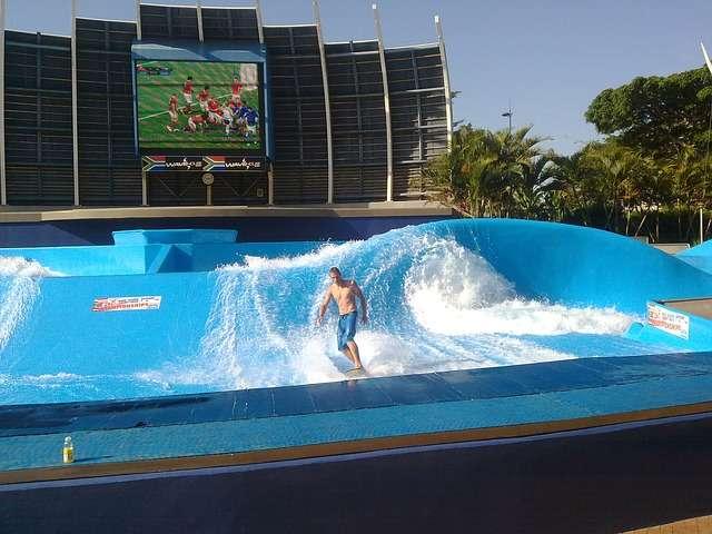 Surfing in Durban - Flights to Durban
