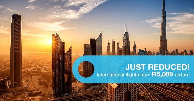 International Flight Specials Feb 2019