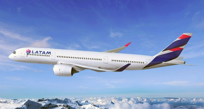LATAM Airlines Online Booking and Reservations