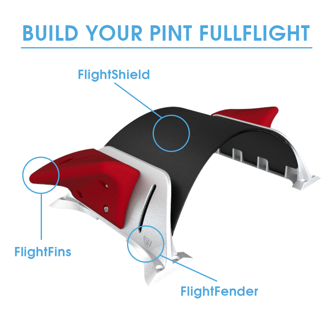 The Best FullFlight System for Onewheel Pint