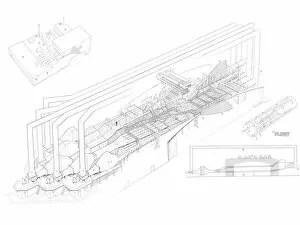 Boeing 777 Cutaway Diagram
