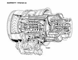 Pratt And Whitney Pt6a Engine Cutaway, Pratt, Free Engine