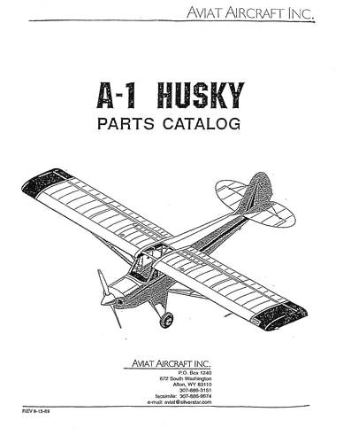 Aviat Aircraft Inc