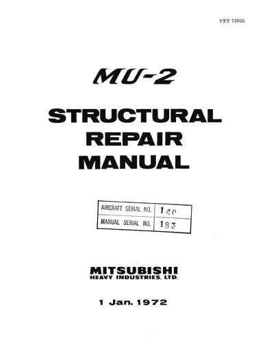 Mitsubishi Heavy Industries MU-2 Series