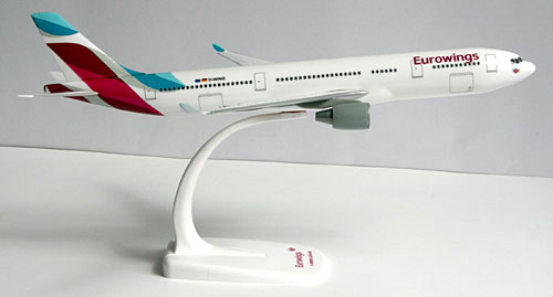Eurowings  Airbus A330200  1200  Airplane Models