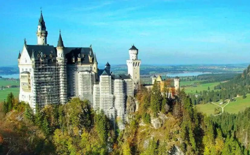 How to Pretend to be a Princess in Germany's Disney Castle