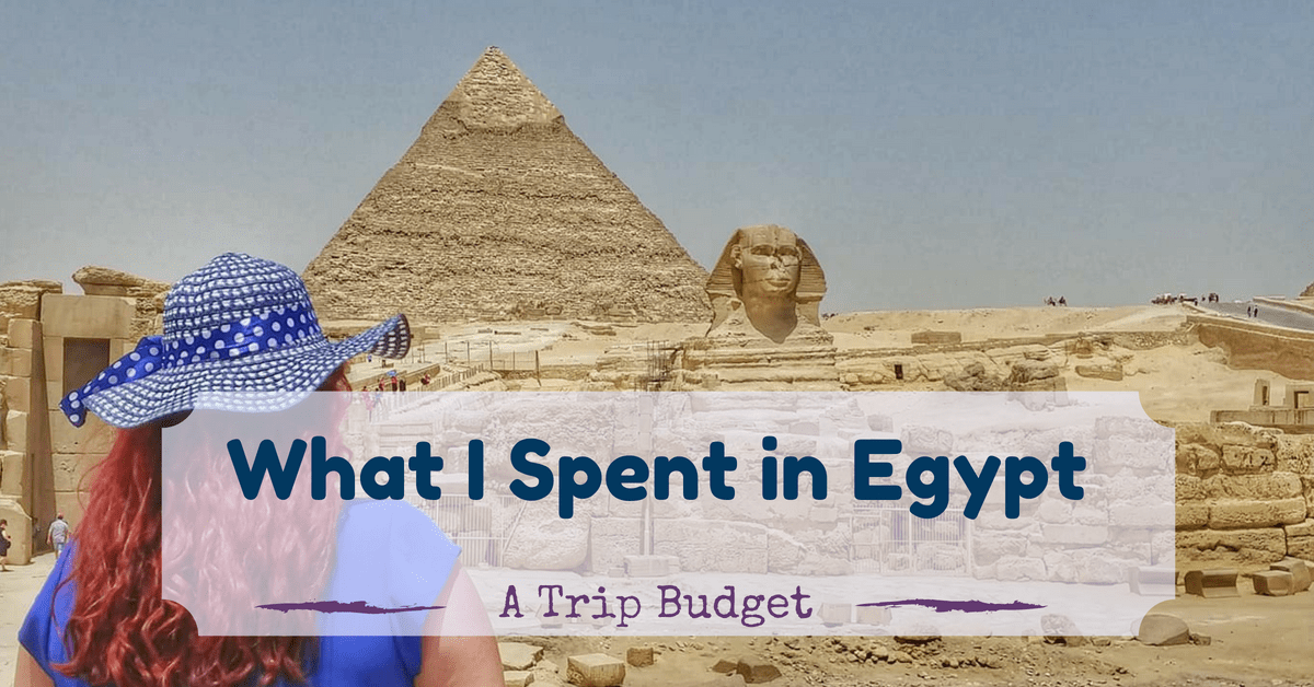 egypt budget how much