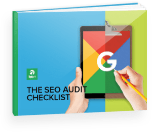 THE SEO AUDIT CHECKLIST