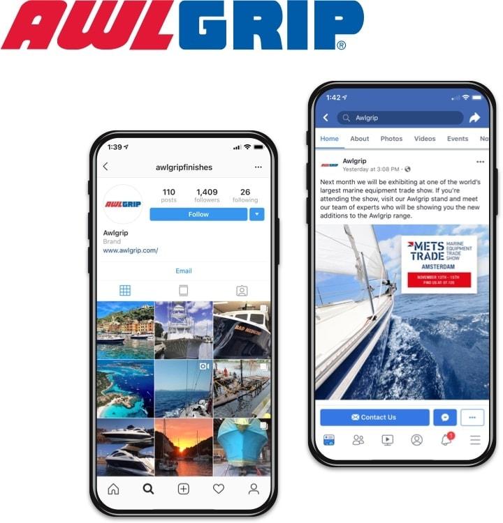 Awlgrip app