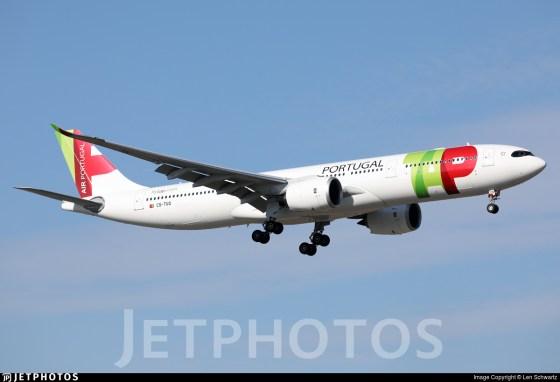 TAP A330 A330neo internacional Brasil
