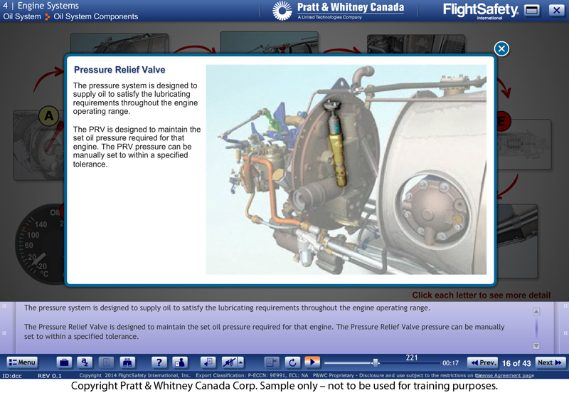 PT6A Large Series General Familiarization FlightSafety