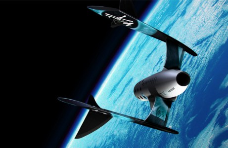 Virgin Galactic's SpaceShip Two
