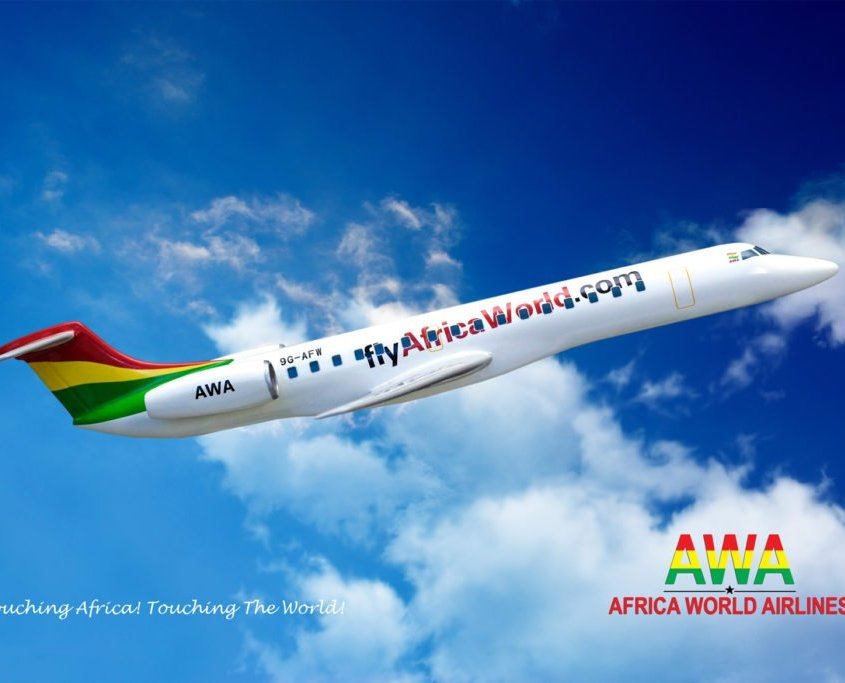 Africa World Airlines Nigeria Booking