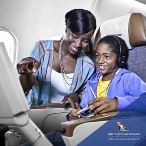 South African Airways Nigeria - South African Airways Bookings