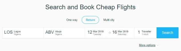 arik air online booking