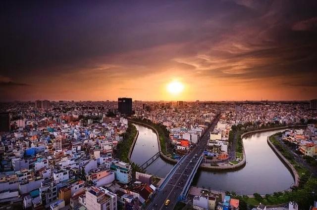 Flights to Ho Chi Minh