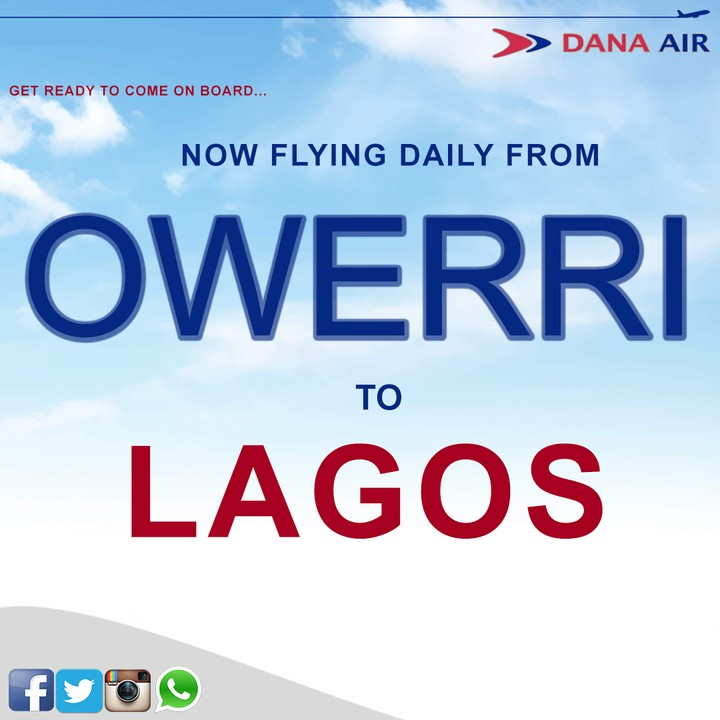 Cheap flights from Lagos to Owerri