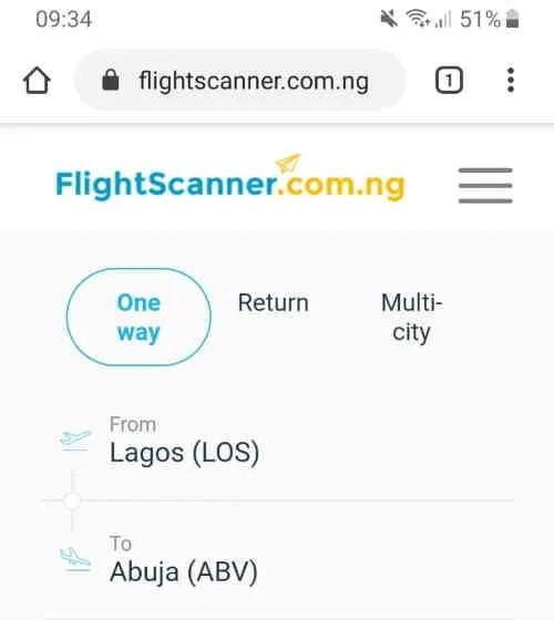 Secure Arik Air Mobile Booking