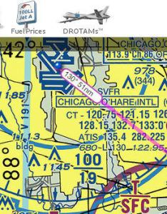 Skyvector also free vfr sectional charts online aviation blog rh flightschoollist