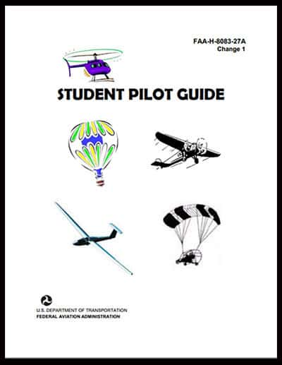 Top 3 free flight training books for student pilots