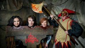 cheap flights from dublin to london 2018 - london dungeon