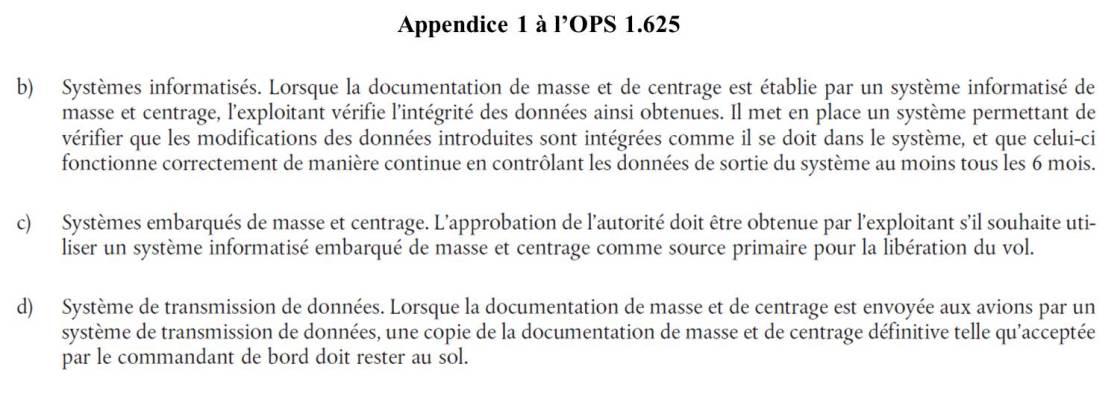 Appendice OPS 1.625