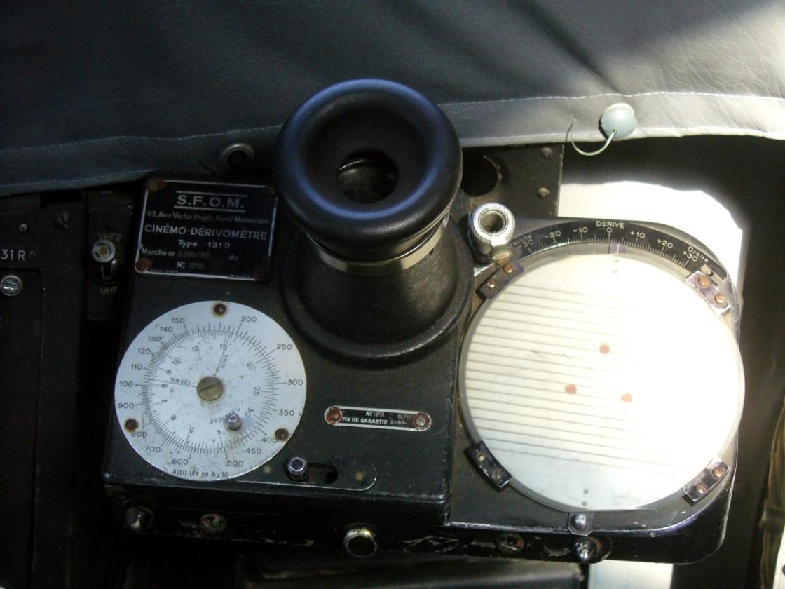 Cinemo-dérivomètre
