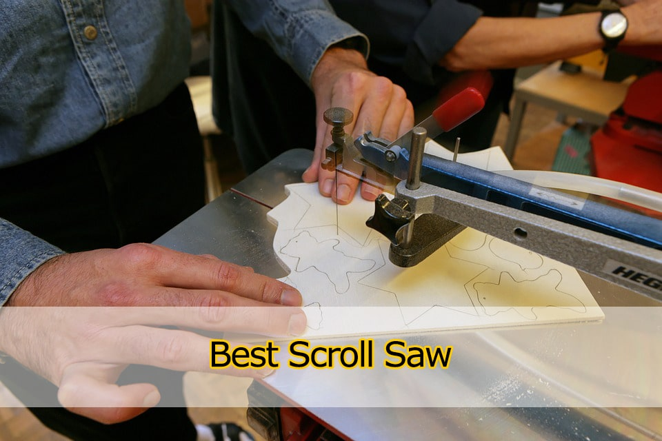 Scroll Saw Uses