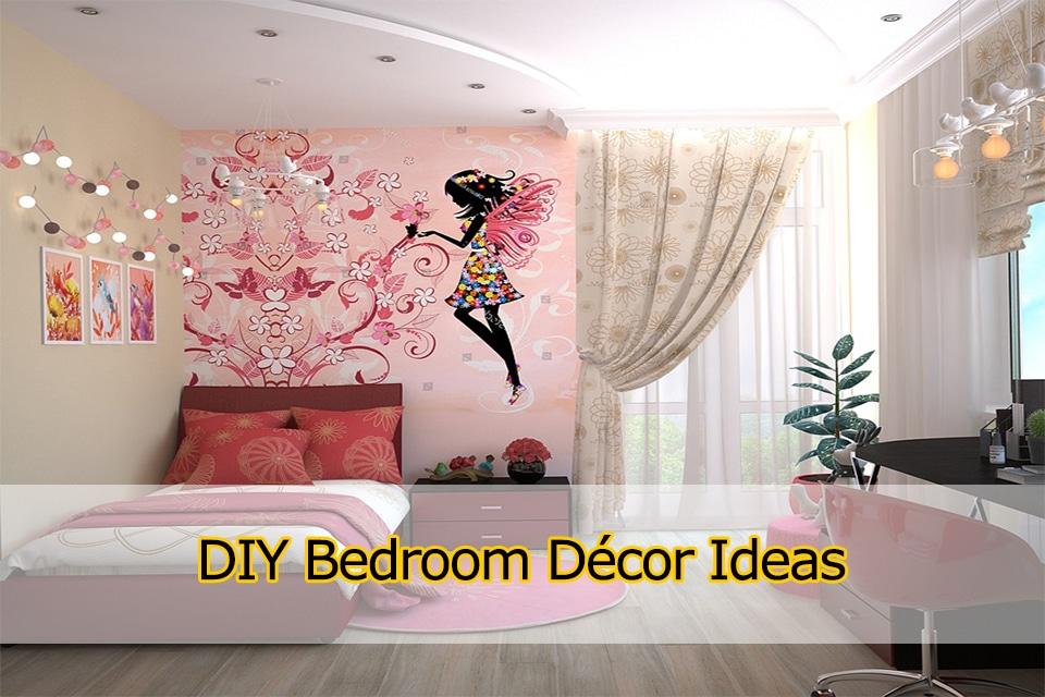 21 Simple and Beautiful DIY Bedroom Décor Ideas