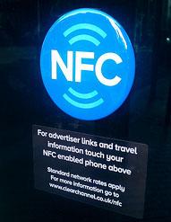 NFC Bump Spot