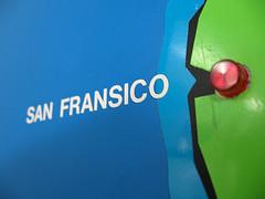 Typo - San Fransisco