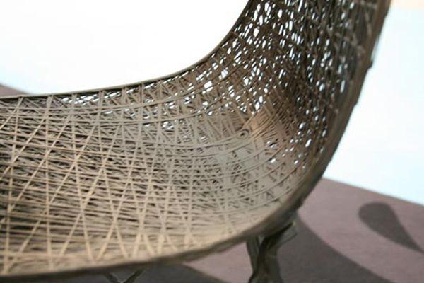 Dutch Design Moooi Carbon chair  Bertjan Pot  Marcel