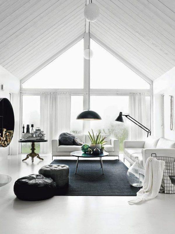 Wooninspiratie de mooiste lichte ruimtes  Flinders Magazine