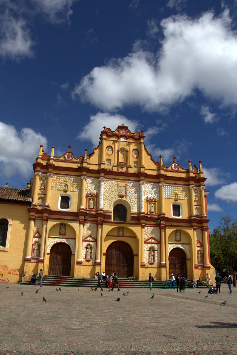 San Cristobal Cathedral