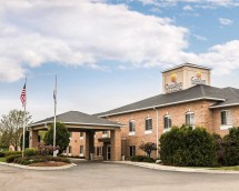 Comfort Inn & Suites Fenton Flint And Genesee Chamber Of