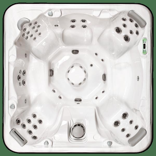 Artesian' Platinum Elite Spas With Directflow Control Systems
