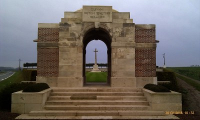 Doisans British Cemetery 001