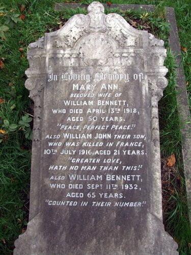 Bennett_William_John_1