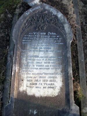 CQ Jones William John