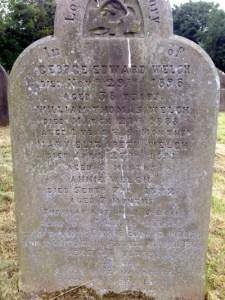 George Edward Grave 1- 2