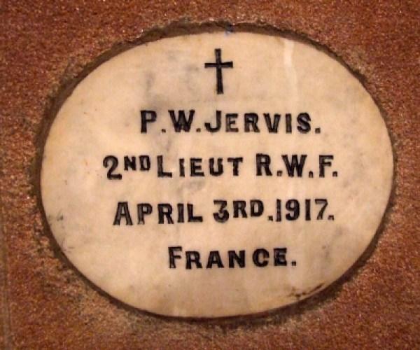 Holywell Jervis P W 001