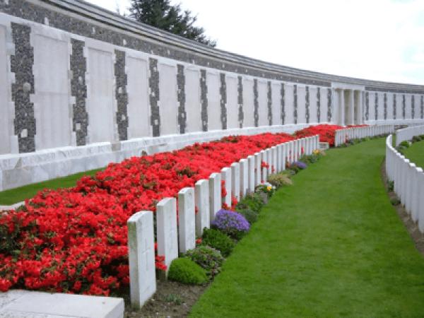 1 Tyne Cot Memorial