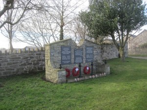 Gwaenysgor war memorial 3 reduced