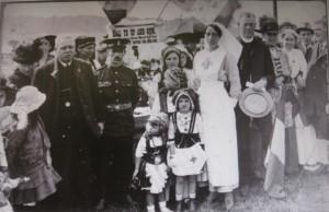 War effort Fete 1918