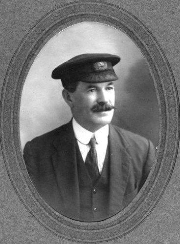 Captain Hugh O'Neill