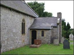 Trelawnyd Church vestry