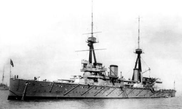 HMS Invinc