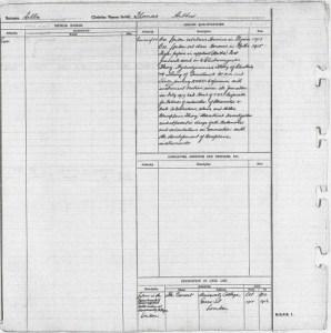 ELLIS, T.A. Service Records Page 2 - 2